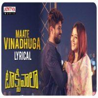 Maate Vinadhuga naa songs download