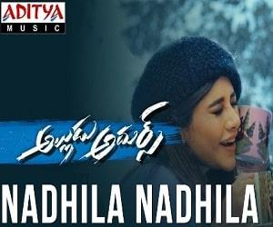 Nadhila Nadhila naa songs download