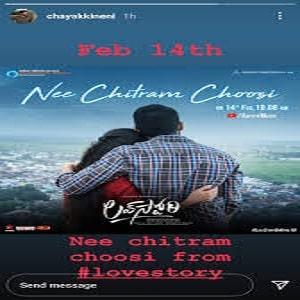 Nee Chitram Choosi naa songs download