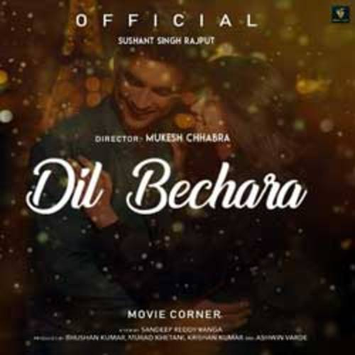 Dil Bechara Song Download