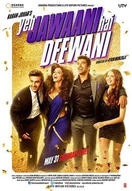 Yeh Jawaani Hai Deewani Songs
