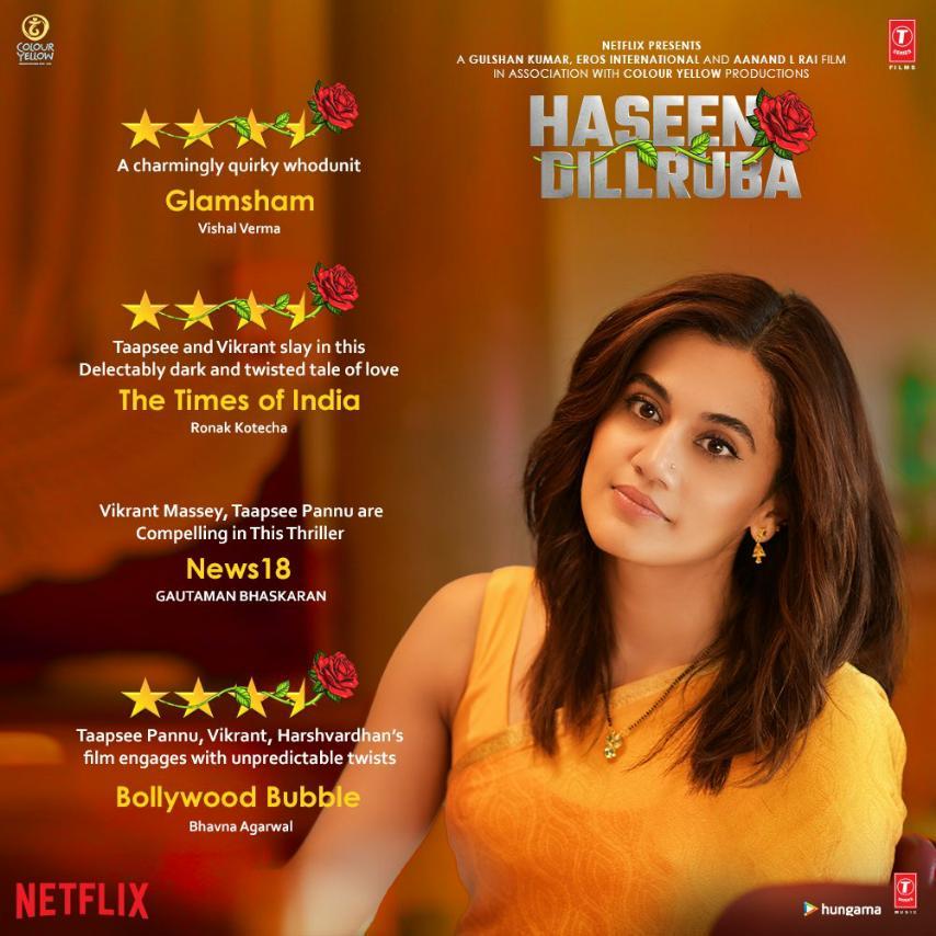 Haseen Dillruba naa songs downlaod