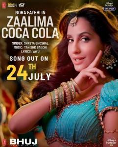 Zaalima Coca Cola song downlead