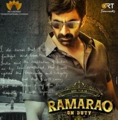 Ramarao On Duty Naa Songs Download